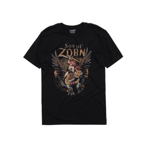 ファンコ FUNKO メンズ Tシャツ トップス Son Of Zorn Death Hawk Logo T-Shirt|fermart-hobby