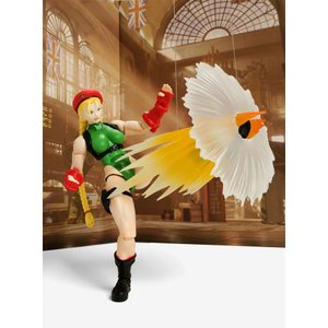 ストリートファイター Street Fighter フィギュア おもちゃ Street Fighter V Cammy S.H.Figuarts Action Figure|fermart-hobby