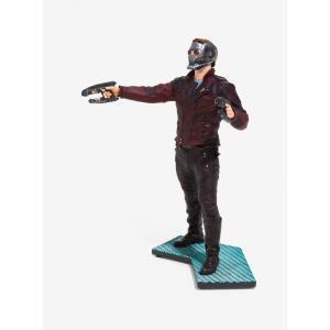 ガーディアンズ オブ ギャラクシー フィギュア おもちゃ Marvel Guardians Of The Galaxy Vol. 2 Star-Lord Collectors Gallery Statue|fermart-hobby