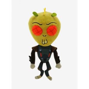 ファンコ Funko ぬいぐるみ・人形 Galactic Plushies Rick And Morty Krombopulos Plush fermart-hobby