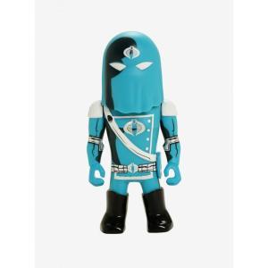 キッドロボット Kidrobot KID ROBOT フィギュア おもちゃ Kidrobot X Transformers Vs G.I. Joe Blue Cobra Commander Art Figure|fermart-hobby