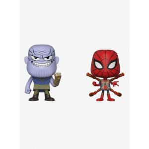 ファンコ Funko グッズ Marvel Avengers: Infinity War Vynl. Thanos & Iron Spider Vinyl Figures fermart-hobby