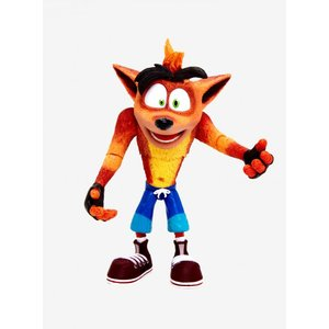 クラッシュ バンディクー Crash Bandicoot フィギュア 7 Inch Action Figure|fermart-hobby