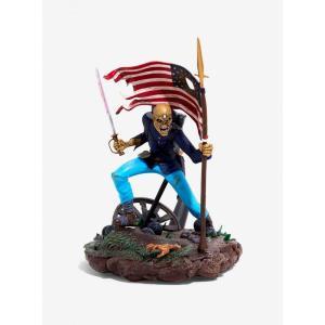 アイアン メイデン Iron Maiden 彫像・スタチュー Legacy Of The Beast Trooper Eddie 1:10 Scale Statue|fermart-hobby