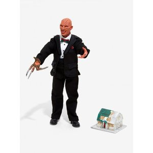 エルム街の悪夢 A Nightmare On Elm Street 可動式フィギュア タキシード 3: Dream Warriors Tuxedo Freddy Action Figure|fermart-hobby