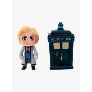 ドクター フー Doctor Who フィギュア Thirteenth Doctor & TARDIS Kawaii Mini Figure Set|fermart-hobby