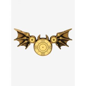 スチームパンク Steampunk グッズ Bat Enamel Pin|fermart-hobby