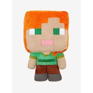 マインクラフト Minecraft グッズ Alex Pillow Buddy Plush|fermart-hobby