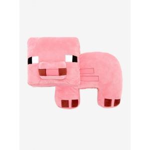 マインクラフト Minecraft グッズ Pig Pillow Buddy Plush|fermart-hobby