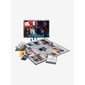 リバーデイル Riverdale ゲーム・パズル ボードゲーム Clue: Edition Board Game|fermart-hobby