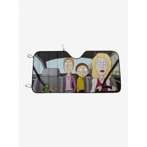 リック&モーティ Rick And Morty グッズ Pickle Rick Accordion Sunshade fermart-hobby