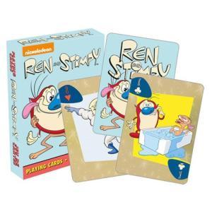 レンとスティンピー Ren and Stimpy ゲーム・パズル Ren & Stimpy Cartoon Playing Cards|fermart-hobby