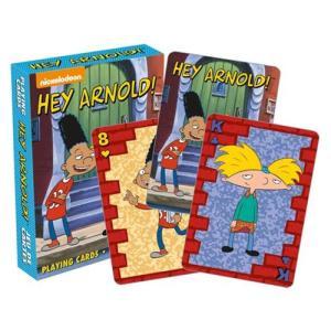 ヘイ アーノルド! Hey Arnold! ゲーム・パズル Playing Cards|fermart-hobby