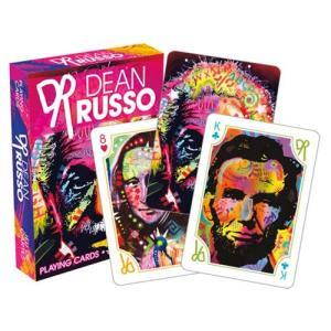 アートワーク Artwork ゲーム・パズル Dean Russo Pop Culture Playing Cards fermart-hobby