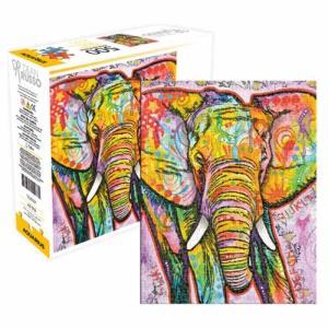 アートワーク Artwork ゲーム・パズル Dean Russo Elephant 500-Piece Puzzle fermart-hobby