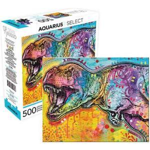 アートワーク Artwork ゲーム・パズル Dean Russo T-Rex 500-Piece Puzzle fermart-hobby