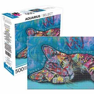 アートワーク Artwork ゲーム・パズル Dean Russo Cat 2 500-Piece Puzzle fermart-hobby