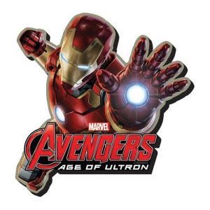 アベンジャーズ アクアリウス Aquarius Avengers: Age of Ultron Iron Man Funky Chunky Magnet|fermart-hobby