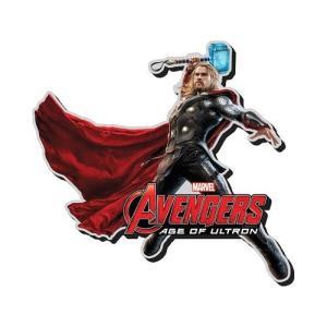 アベンジャーズ アクアリウス Aquarius Avengers: Age of Ultron Thor Funky Chunky Magnet|fermart-hobby