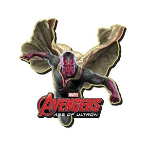 アベンジャーズ アクアリウス Aquarius Avengers: Age of Ultron Vision Funky Chunky Magnet|fermart-hobby