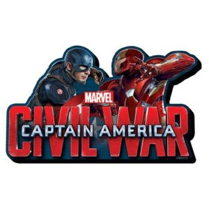 キャプテン アメリカ アクアリウス Aquarius Captain America: Civil War Face to Face Funky Chunky Magnet|fermart-hobby