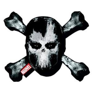 キャプテン アメリカ Captain America グッズ : Civil War Crossbones Logo Funky Chunky Magnet|fermart-hobby