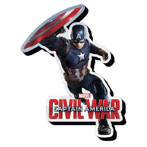 キャプテン アメリカ Captain America グッズ : Civil War Funky Chunky Magnet|fermart-hobby