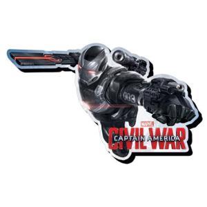 キャプテン アメリカ Captain America グッズ : Civil War War Machine Funky Chunky Magnet|fermart-hobby