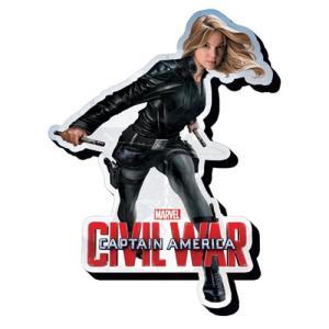 キャプテン アメリカ Captain America グッズ : Civil War Agent 13 Funky Chunky Magnet|fermart-hobby