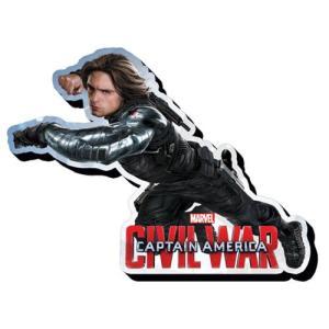 キャプテン アメリカ Captain America グッズ : Civil War Winter Soldier Funky Chunky Magnet|fermart-hobby
