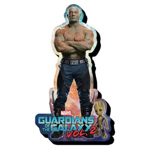 ガーディアンズ オブ ギャラクシー Guardians of the Galaxy グッズ Vol. 2 Drax Funky Chunky Magnet|fermart-hobby