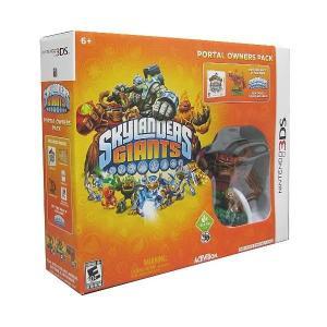 スカイランダーズ アクティヴィジョン Activision Skylanders: Giants Nintendo 3DS Portal Owners Pack|fermart-hobby