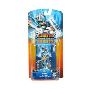 スカイランダーズ アクティヴィジョン Activision Skylanders: Giants Chill Single Core Character Mini-Figure|fermart-hobby