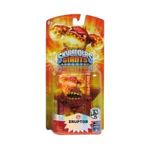 スカイランダーズ アクティヴィジョン Activision Skylanders: Giants Eruptor Light Core Character Mini-Figure|fermart-hobby
