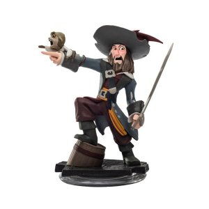 ディズニー インフィニティ ディズニー Disney Disney Infinity Pirates of the Caribbean Captain Hector Barbossa Video Game Mini-Figure|fermart-hobby
