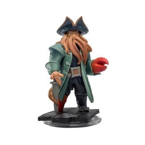 ディズニー インフィニティ ディズニー Disney Disney Infinity Pirates of the Caribbean Davy Jones Video Game Mini-Figure|fermart-hobby