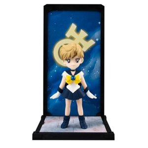 セーラームーン 美少女戦士セーラームーン バンダイ Bandai Tamashii Nations Sailor Moon Sailor Uranus Tamashii Buddies Mini-Statue|fermart-hobby