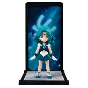 セーラームーン 美少女戦士セーラームーン バンダイ Bandai Tamashii Nations Sailor Moon Sailor Neptune Tamashii Buddies Mini-Statue|fermart-hobby