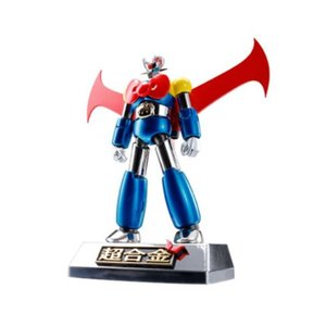マジンガーZ マジンガー Mazinger Z Chogokin Hello Kitty Color Version Die-Cast Metal Action Figure|fermart-hobby