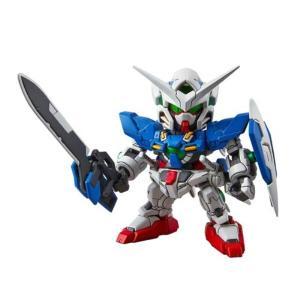 ガンダム バンダイ Bandai Hobby Gunpla Gundam 00 Gundam Exia SD EX-Standard Super Deformed Model Kit|fermart-hobby