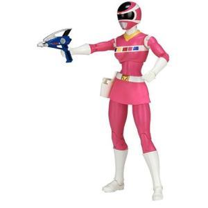 パワーレンジャー Power Rangers 可動式フィギュア In Space Legacy Pink Ranger Action Figure|fermart-hobby
