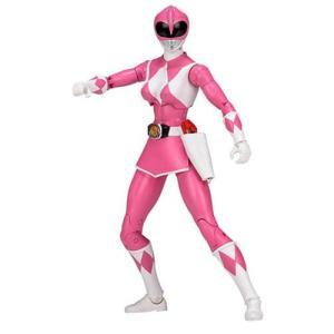パワーレンジャー Power Rangers 可動式フィギュア Mighty Morphin Legacy Pink Ranger Action Figure|fermart-hobby