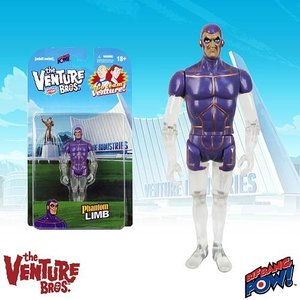 ザ ベンチャー ブラザーズ ビフバンパウ Bif Bang Pow! The Venture Bros. Phantom Limb 3 3/4|fermart-hobby