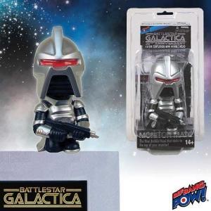 ギャラクティカ ビフバンパウ Bif Bang Pow! Battlestar Galactica Cylon Monitor Mate Bobble Head|fermart-hobby