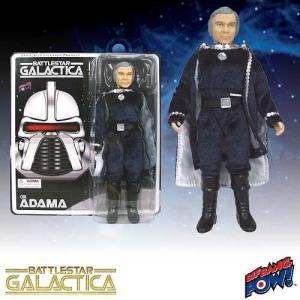 ギャラクティカ ビフバンパウ Bif Bang Pow! Battlestar Galactica Adama 8|fermart-hobby