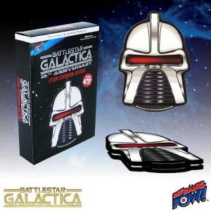 ギャラクティカ ビフバンパウ Bif Bang Pow! Battlestar Galactica Cylon Centurion Coasters Set of 4|fermart-hobby