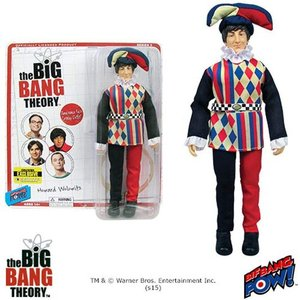ビッグバン セオリー Big Bang Theory 可動式フィギュア The Howard in Jester Costume 8-Inch Action Figure - Convention Exclusive|fermart-hobby