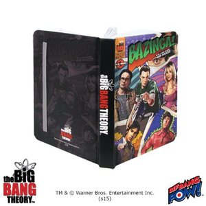 ビッグバン セオリー Big Bang Theory グッズ The BAZINGA! Mini Journal|fermart-hobby