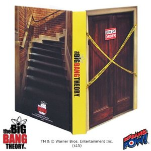 ビッグバン セオリー Big Bang Theory グッズ The Elevator Journal|fermart-hobby