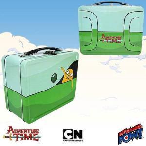アドベンチャー タイム ビフバンパウ Bif Bang Pow! Adventure Time Traveling Jake Tin Tote|fermart-hobby